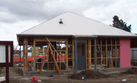 Framework & Roof Construction
